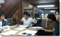 21)いわみざわ駅まる。スタッフ会議0811.jpg