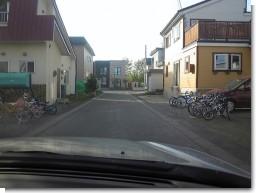 自転車だらけ.JPG